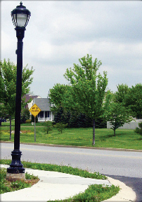 community features of our littlestown custom built homes, local retirement community features